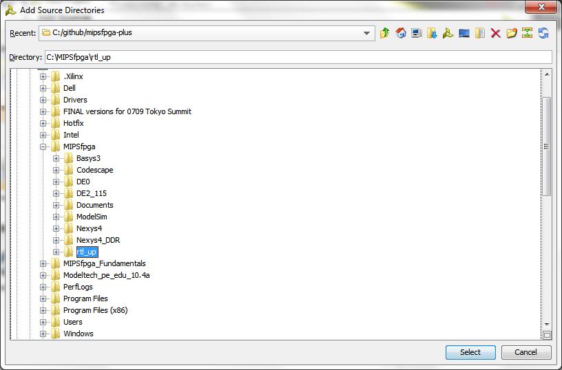 Work in progress: MIPSfpga Lab YP1 Draft 2 to use during the